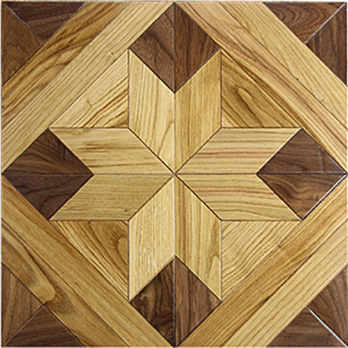 Wood Flooring Mosaic Parquet Flooring Engineered Flooring