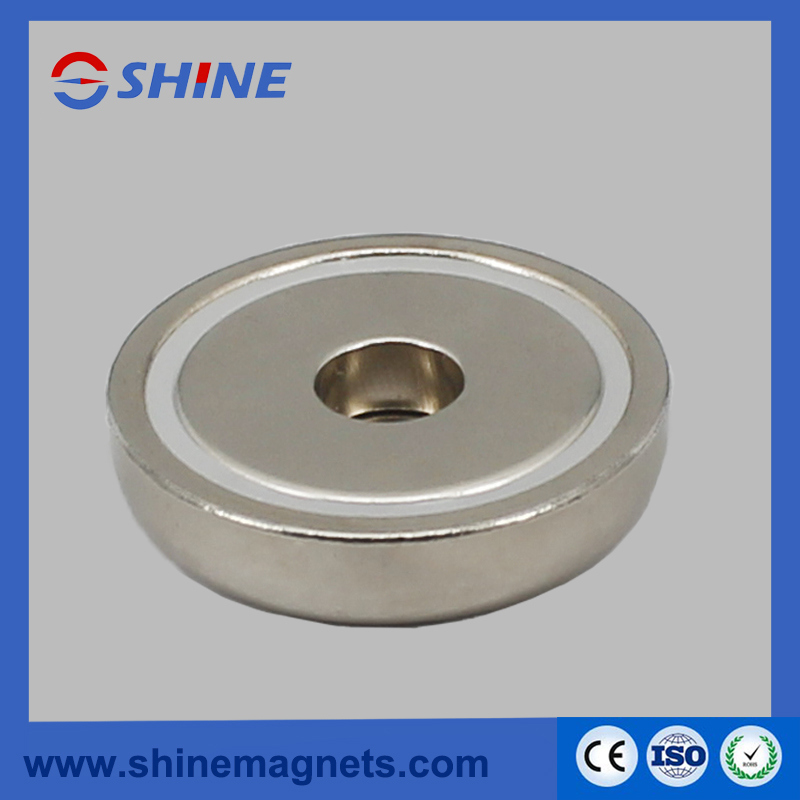 Rpm-B36 Magnetic Holder Pot Magnet with Axial Hole
