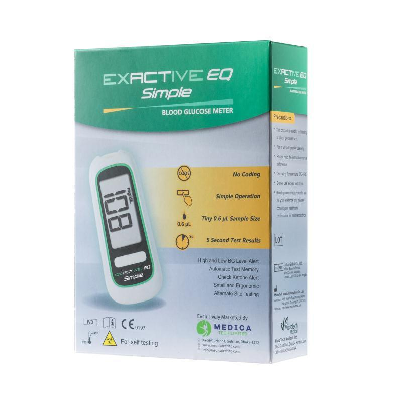 Portable Home Blood Glucose