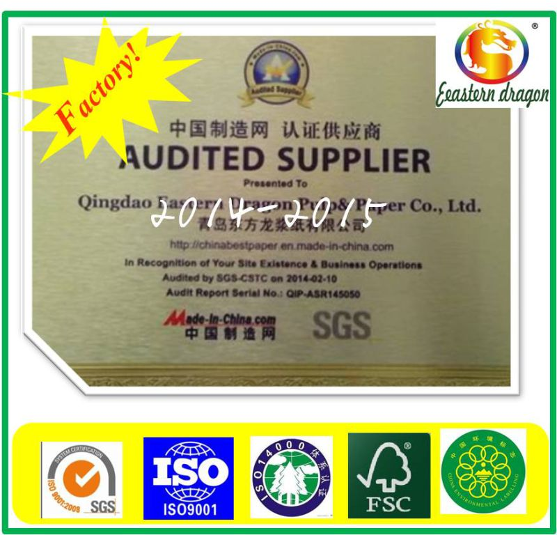 60g Light Weight Coated Printing Paper