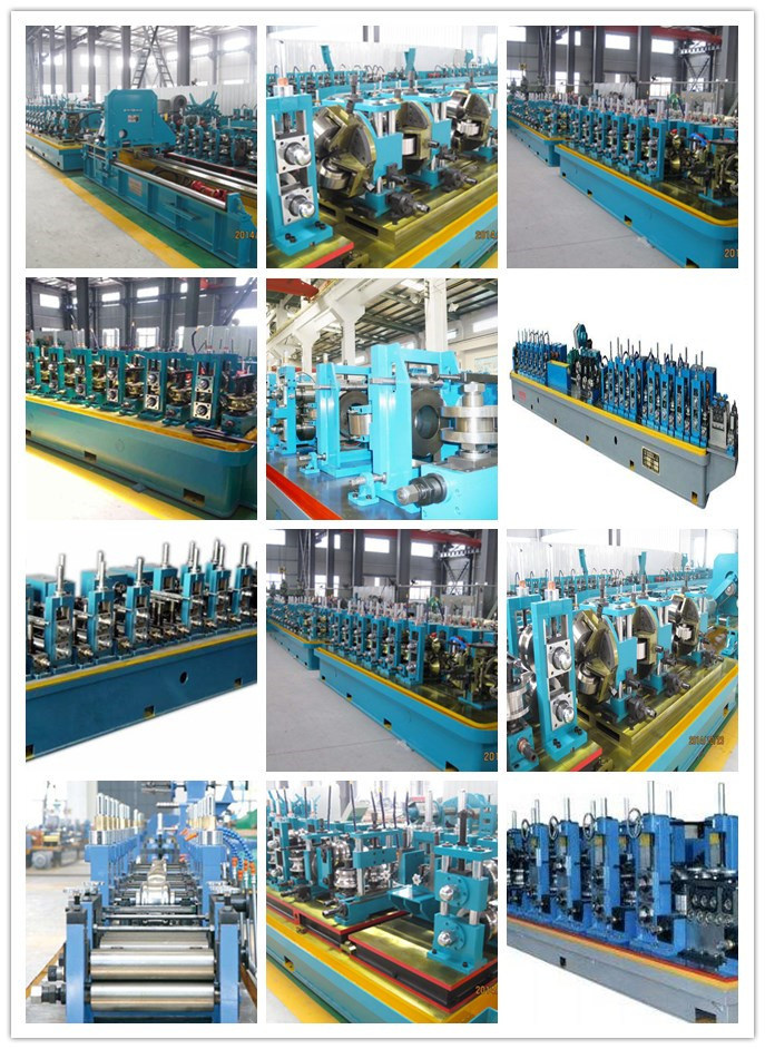 ERW High Frequency Pipe Making Machine