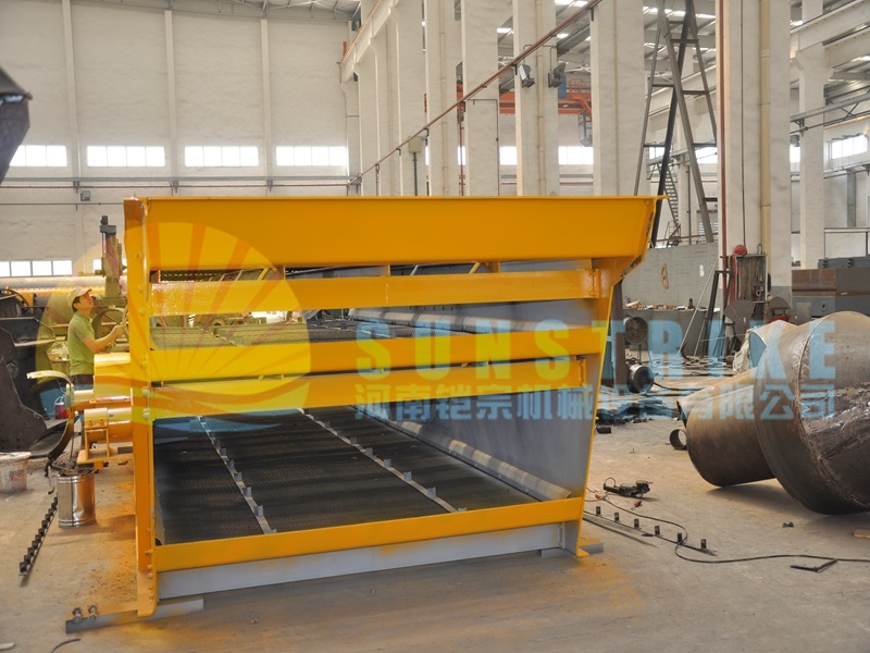 Circular Vibrating Screen, Round Vabrating Screen with Factory Price
