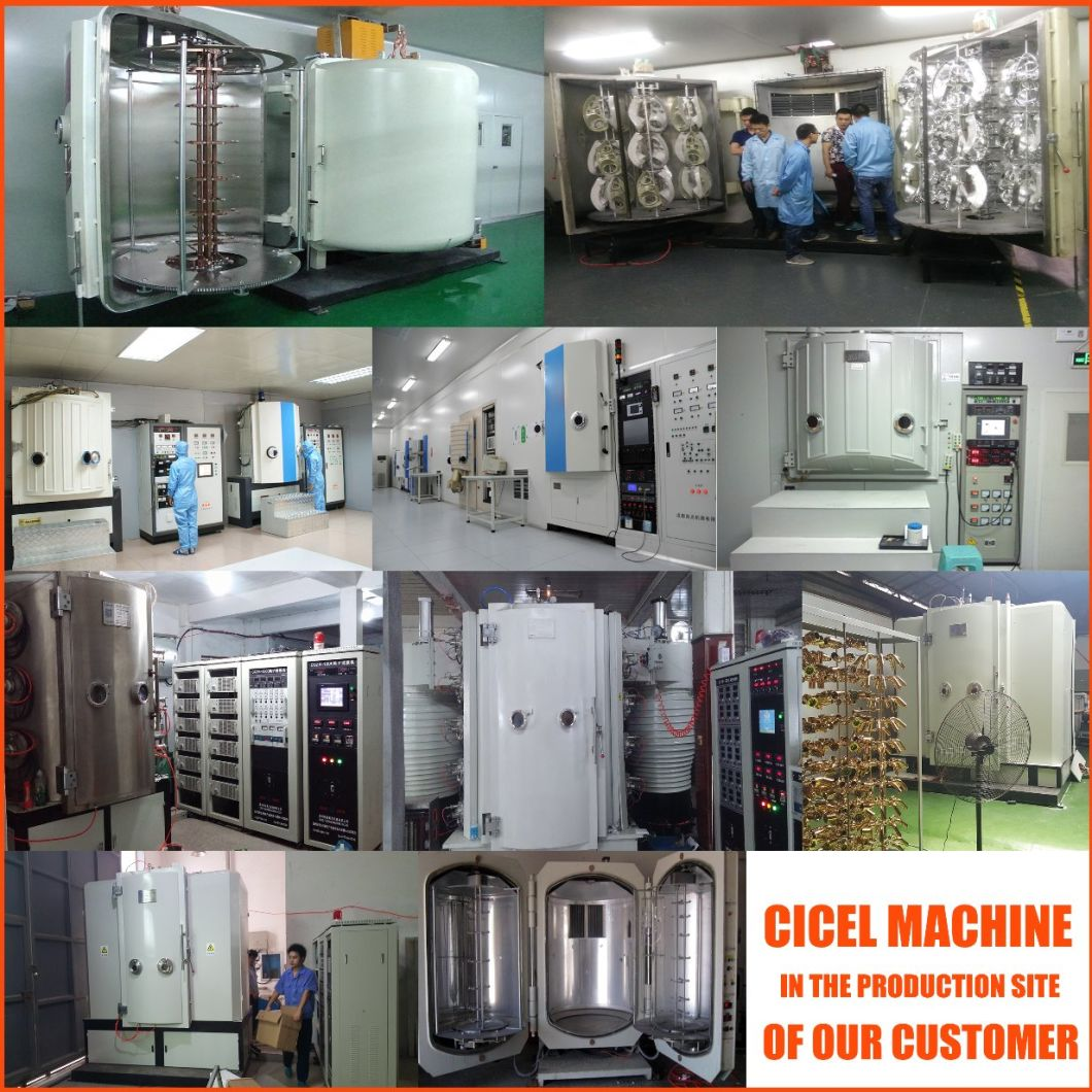 Acrylic Diamond Vacuum Coating Machine