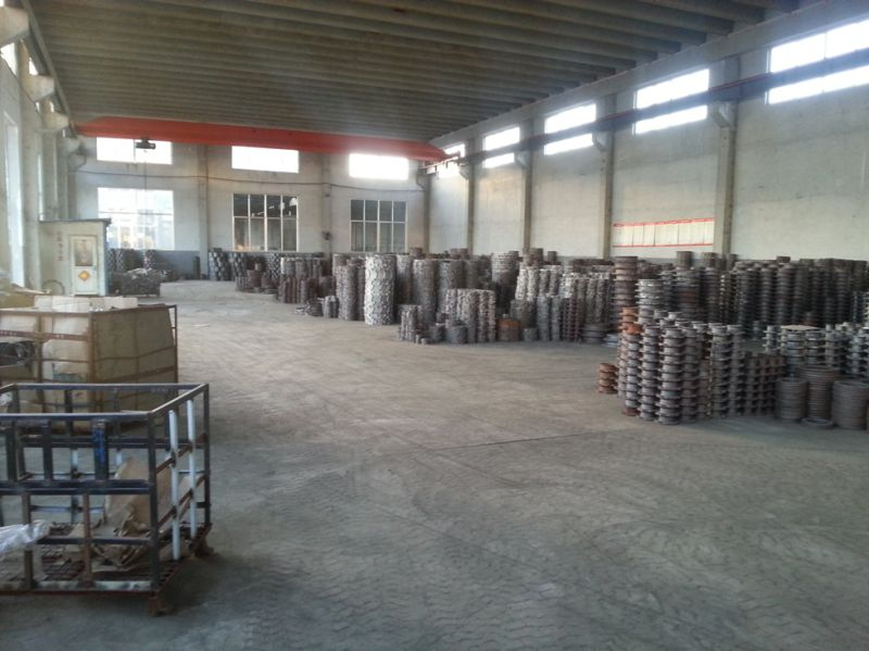 Ductile Iron Protection Cable Pipe