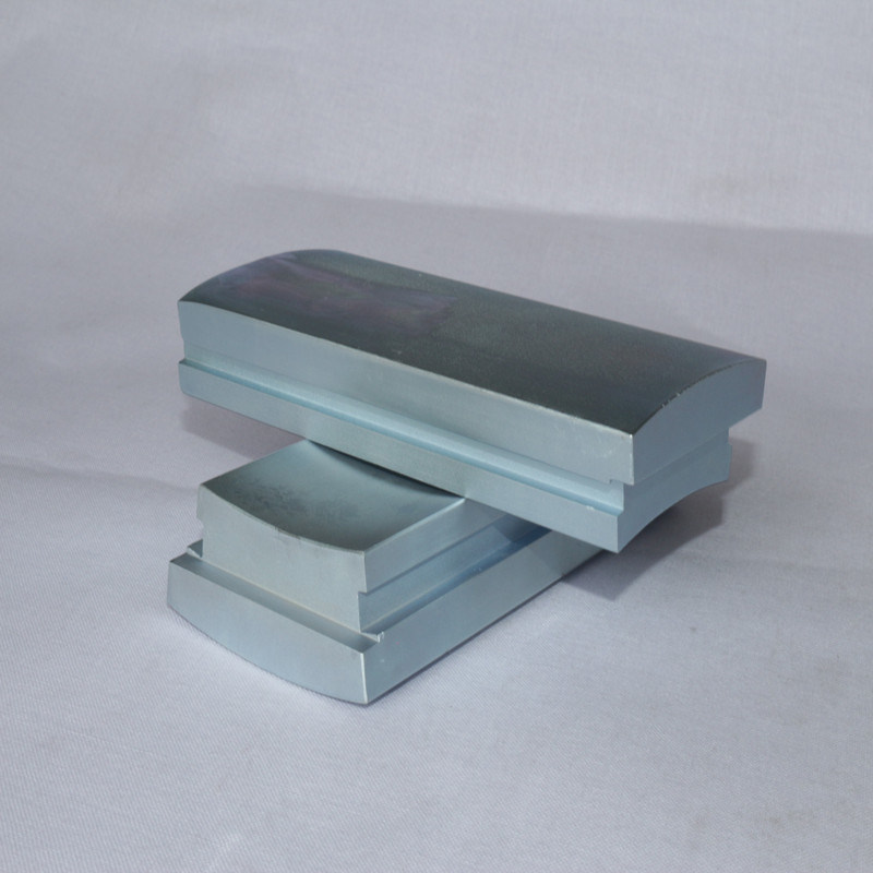 High Performance Sintered NdFeB Special Shape Magnet