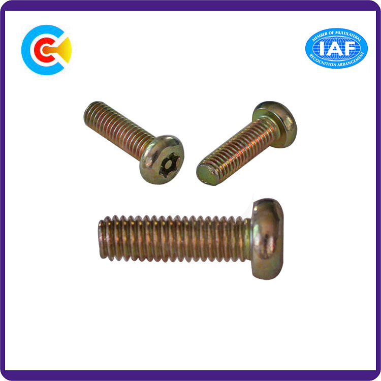 M8*40 Light Fixture Screws Stainless Steel Screws Lag Screws