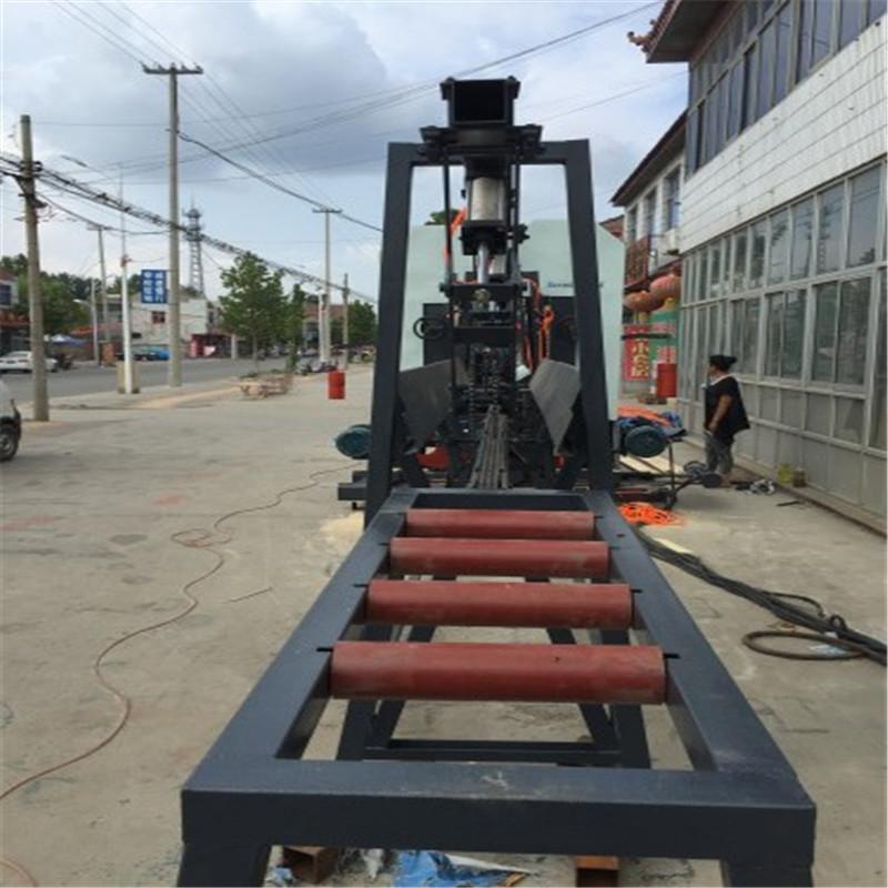 Twin Bandsaw Vertical Band Saw Machine High Efficiency Log Cutting Band Sawmill