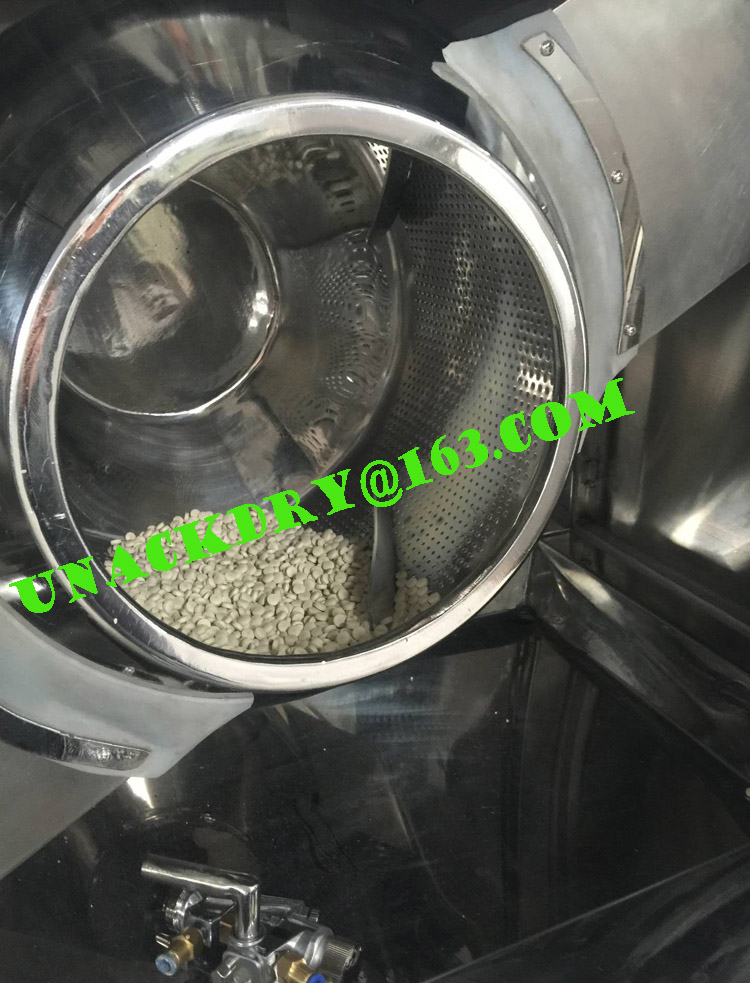 Automatic Pharmaceutical Coating Machine for Tablet and Pills