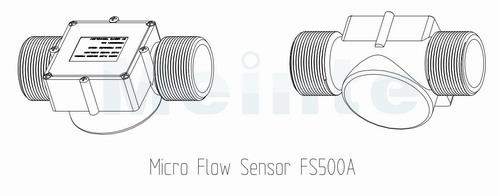 Water Flow Sensor (FS500A)