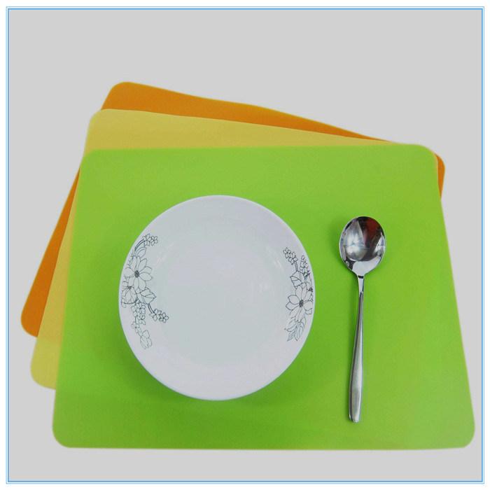Custom Heat-Resistant Plastic Polypropylene Placemat