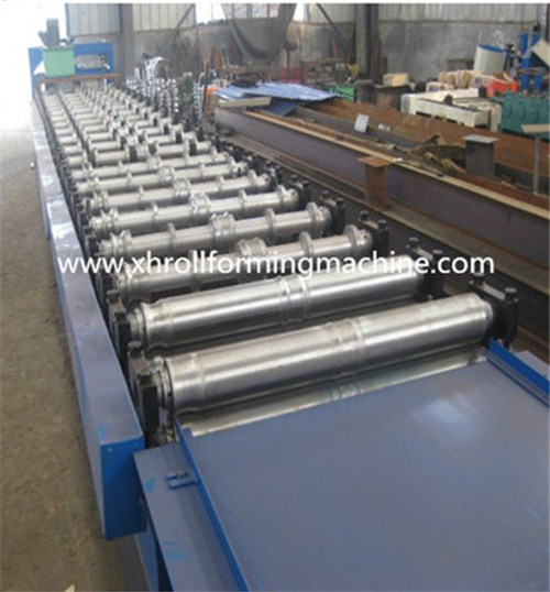 Concealed Roof Roll Forming Machine