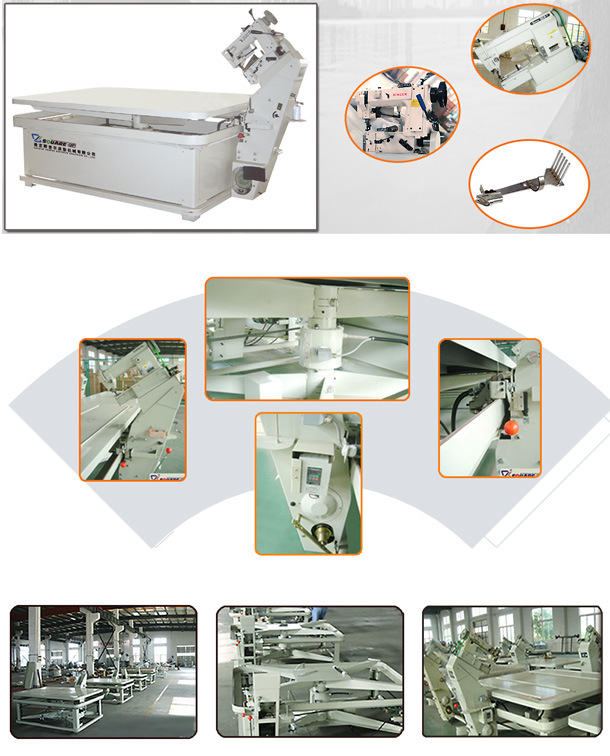 Model Fb3a Cloth Tape Binding Machine for Cushion and Mattress