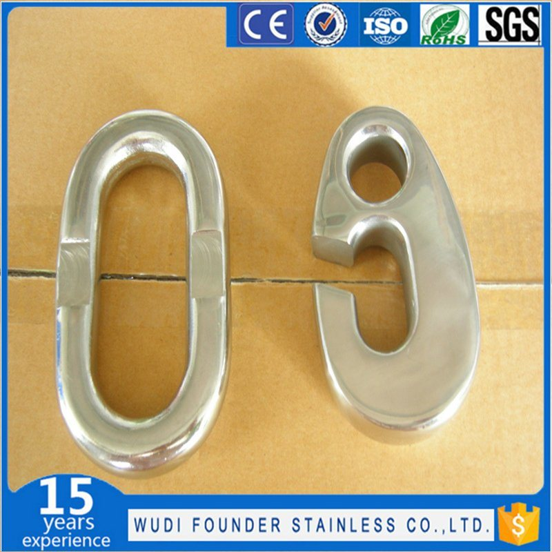 Stainless Steel Ss304 or Ss316 C-Link
