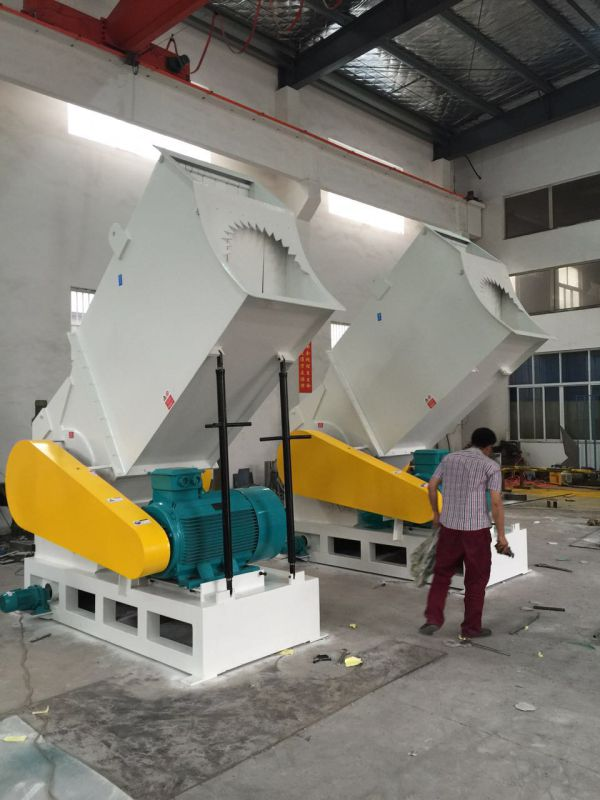 500kgs PVC Pipes Crushing Machine
