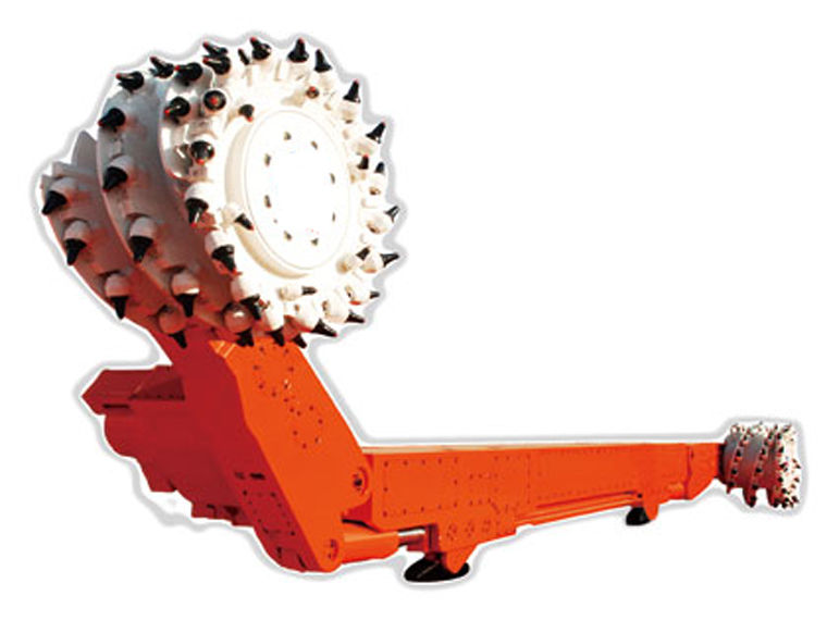Underground Coal Mining Machinery Mg132/320-Wd Continuous Shearer