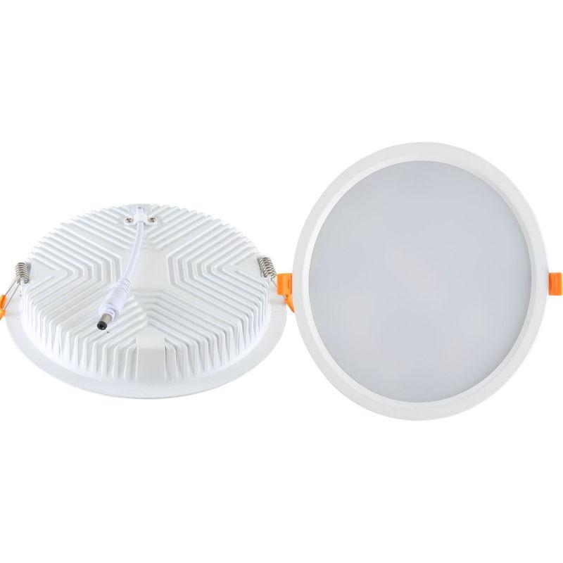 90lm/W Super Slim 15W SMD LED Downlight