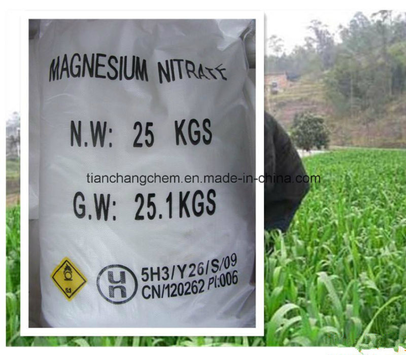 Free Sample Fertilizer Magnesium Nitrate