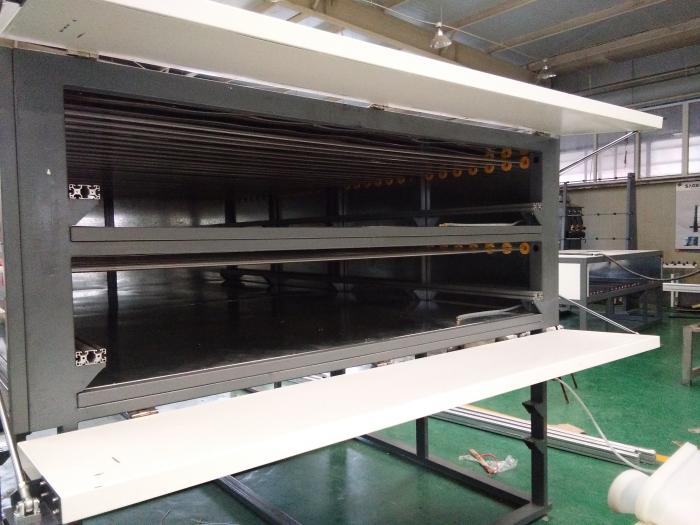 Horizontal Glass Laminating Machine with PLC