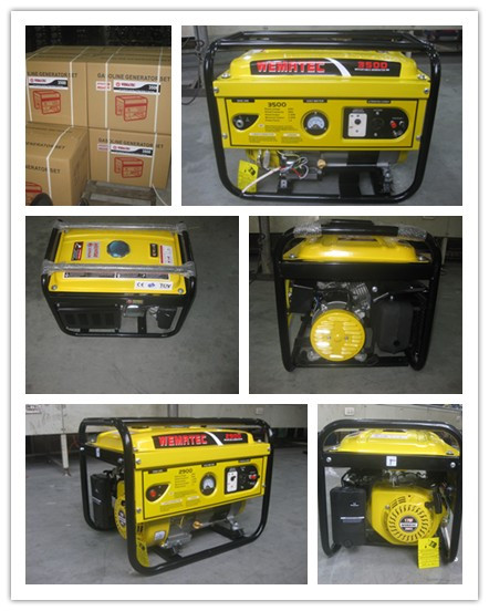 2.8kw Portable Low Price Small Silent Generator