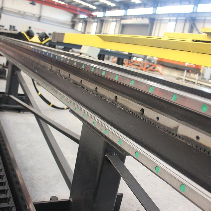 Tapm 1516 Angle Steel Punching Line for Angle Tower Industry