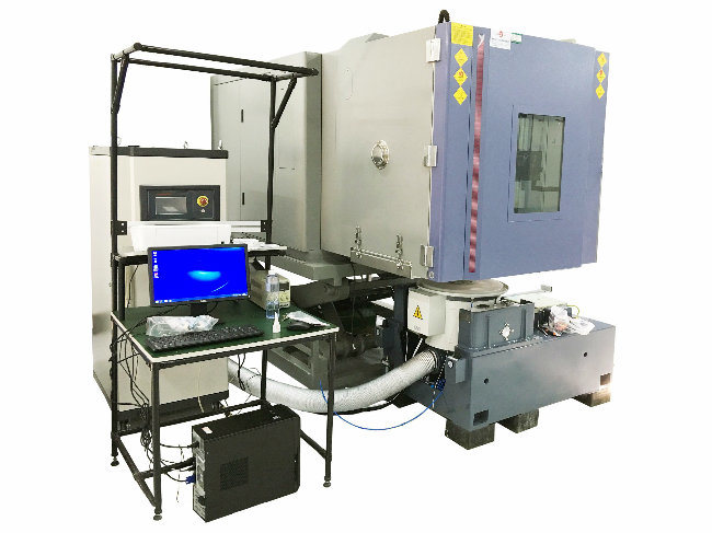 High Performance Environmental Temperature Humidity Vibration Integrated Climate Test Equipment