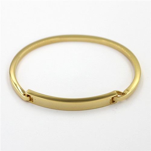 Christmas Gift Gold Stainless Steel Bracelet Fashion Jewelry