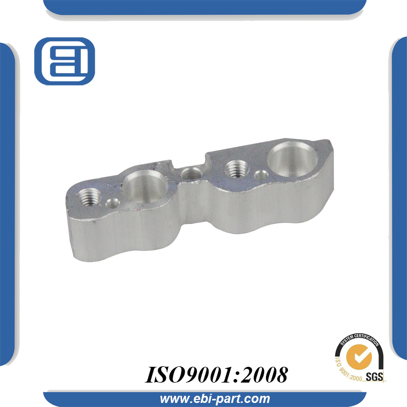 CNC Aluminum Flange Parts Hose Fittings