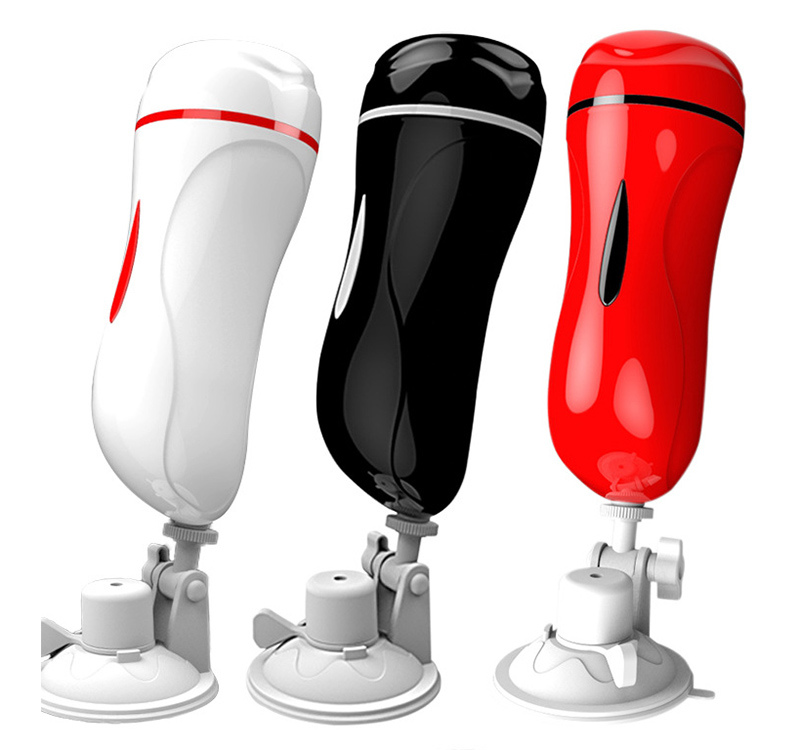 Sex Aircraft Cup Artificial Vaginal Male Masturbation Cup Silicone Sex Toys for Men Erotic Products