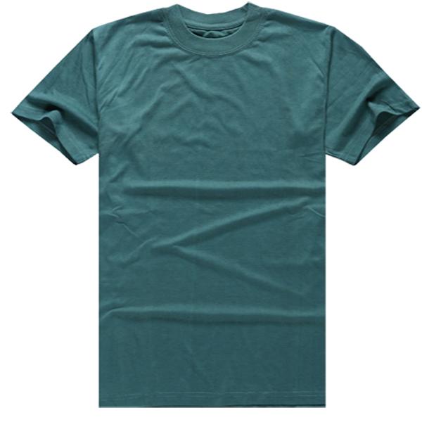 T/C 65/35 T Shirt Plain Bulk Blank T Shirts