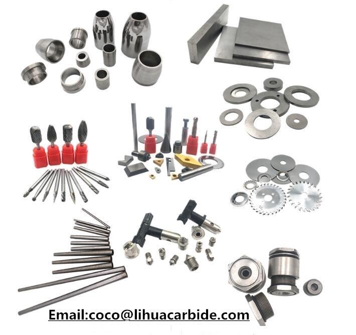 Cemented Carbide Rod-Cemented Carbide Bar-Tungsten Carbide Rod