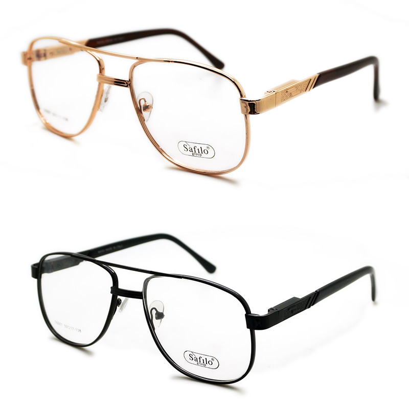 Metal Reading Glasses with Big Frame (WFM503029)