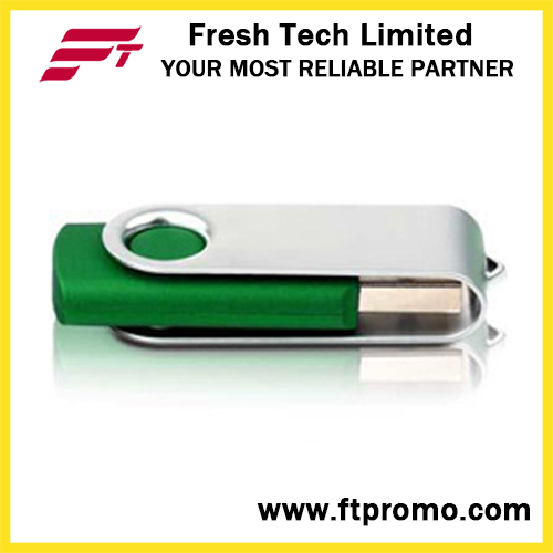 Top-Rated OEM Promotional Gift Swivel USB Flash Drive (D101)