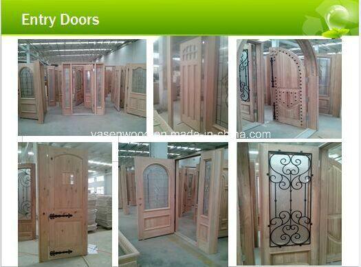 Wood Door Interior Use 2015 New Design