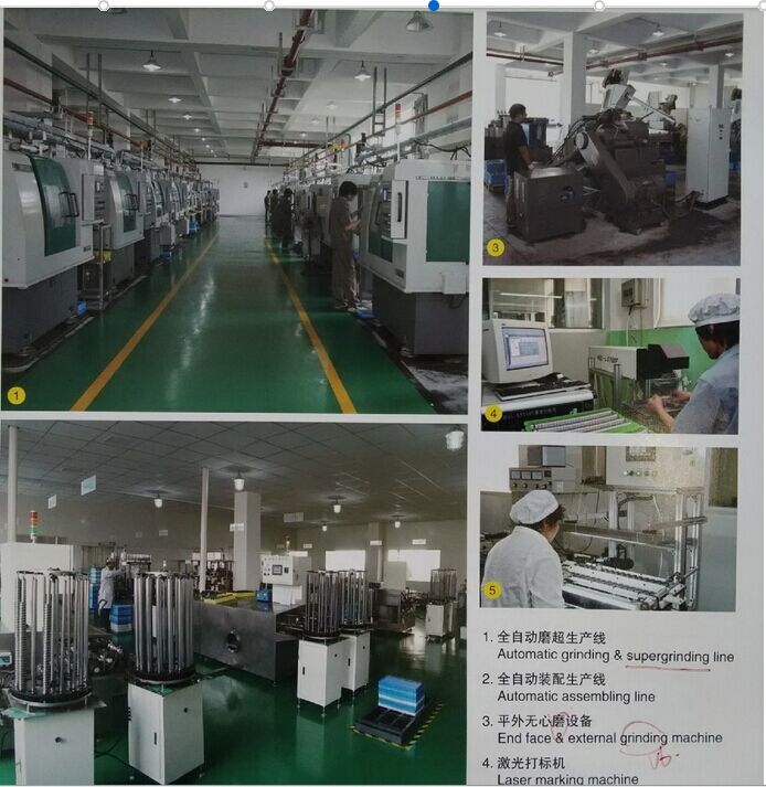 Na Series High Precision Assembly Machine Bearing Needle Roller Bearings Na4902