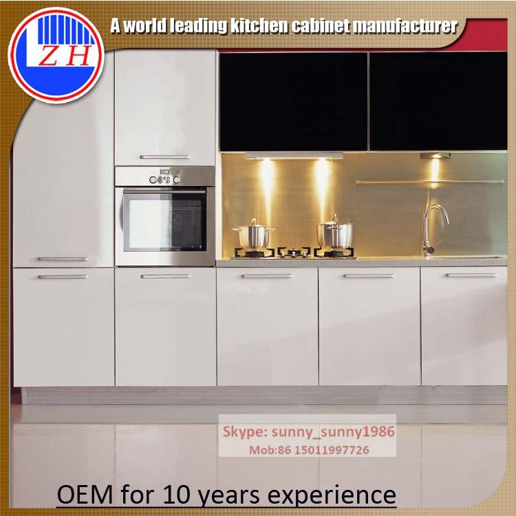 Modern Acrylic Kitchen Furniture