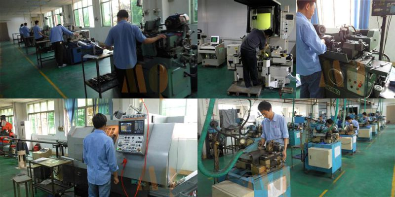 Dongguan Precision Optical Profile Grinding Carbide Mold Punches