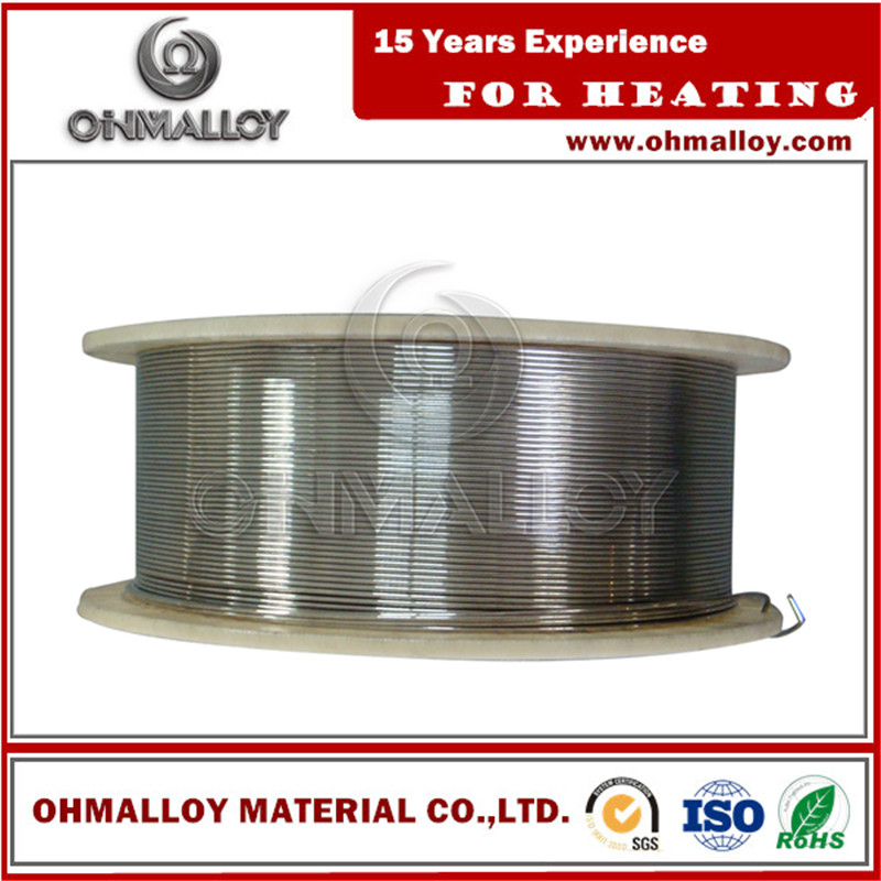 Nicr20 Grade Nickel Based Alloy Wire Thermal Spray Wire 1.6mm, 2.0mm