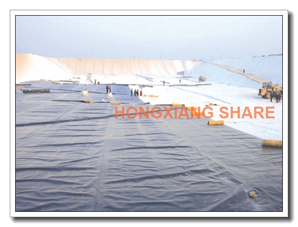 Tpo Geomembrane for Road Railway Highway Tunnel