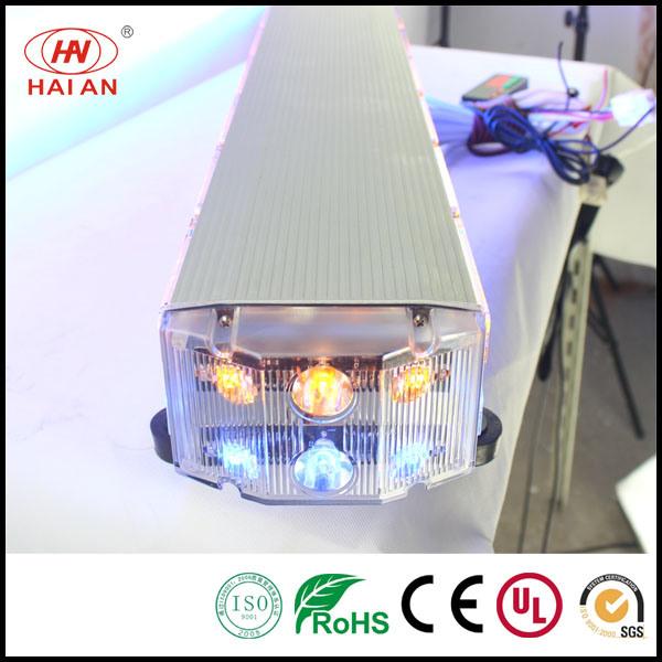 LED Emergency Warning Strobe Dual Double Row Lightbar/High Intensity LED Lightbar/Waterproof Lightbar for Ambulance Truck Open Street Light Traffic Light