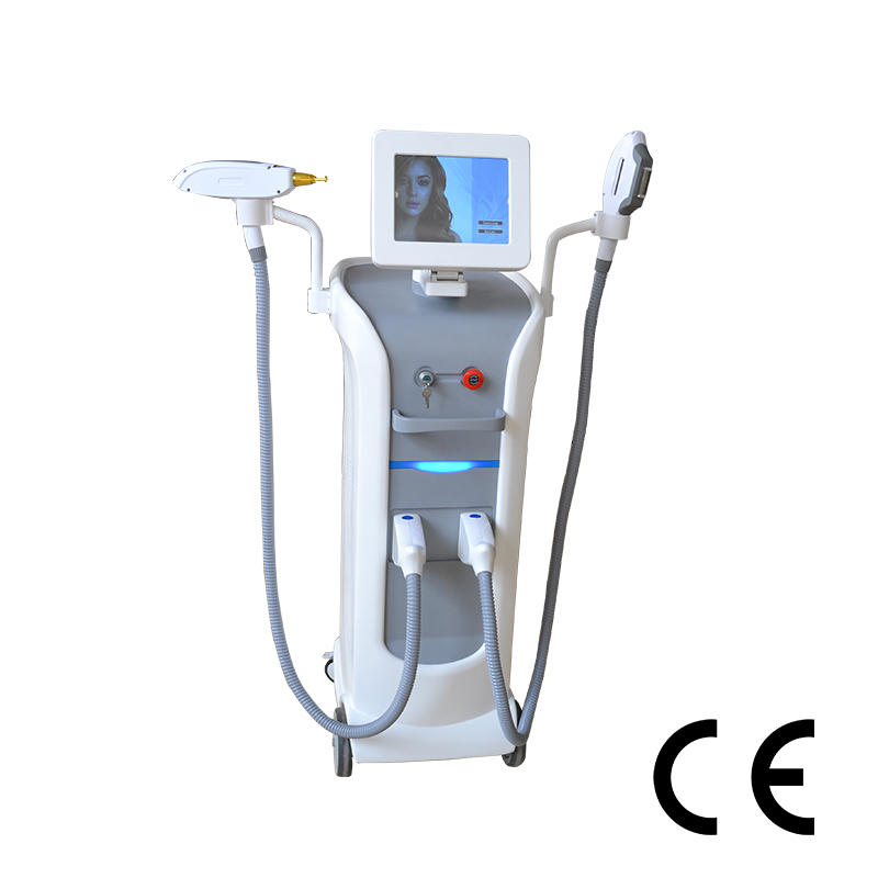 Color Touch Screen Super Combination Multi-Function Machine ND YAG Laser