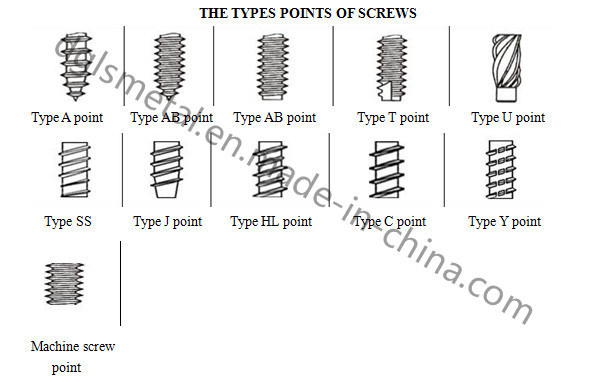 Wood Screw/Pan Head Self-Tapping Screw with Good Quality
