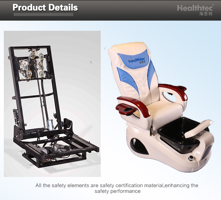 Used Beauty Salon Furniture Pedicure Foot SPA Massage Chair for Salon Pedicure SPA