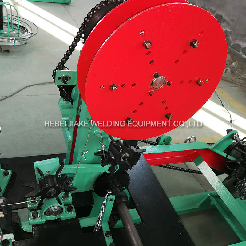 Automatic Barbed Wire Making Machine Price