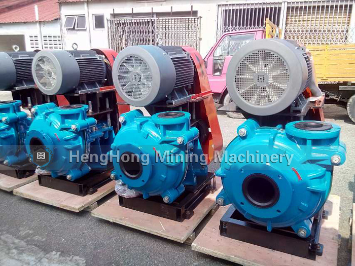 PS Series Slurry Pump for Conveying Pulp