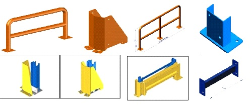 TUV Approved High Quality Pallet Rack