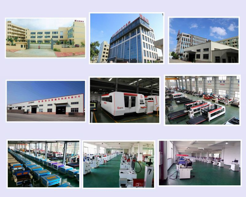 Metal Plate and Pipe Cutting Fiber Laser Machine