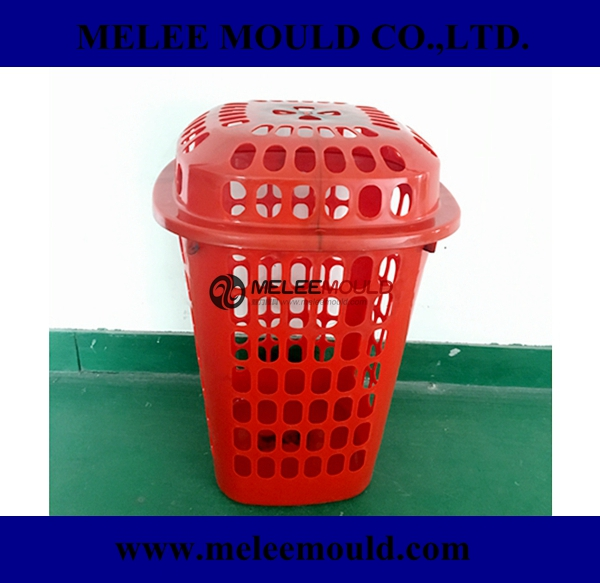 Melee Plastic Cloth Laundry Basket Mould