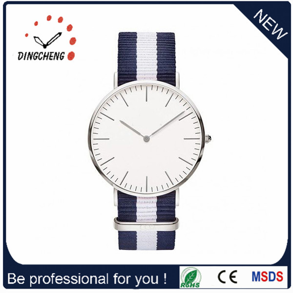 Fashion Squartz Sport Custom Wrist Stainless Steel Watch for Man and Woman