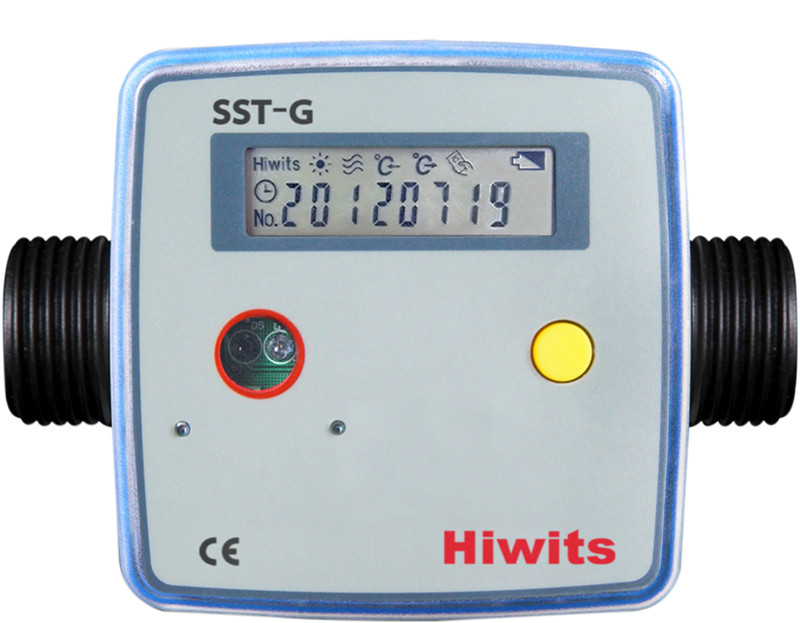 Best Price Ultrasonic Class A PT1000 Mbus RS485 SST Heat Meter