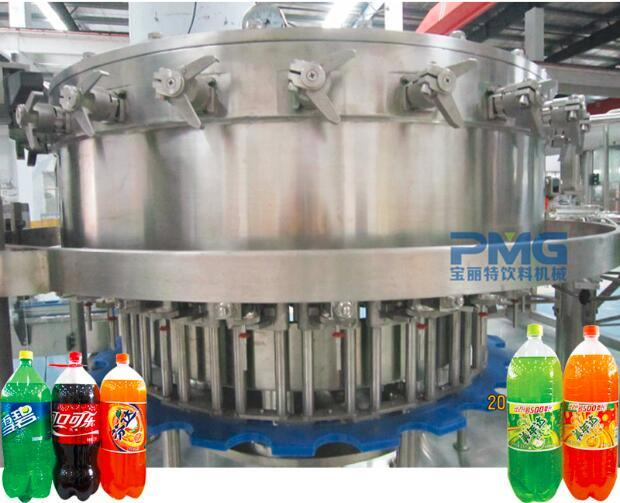 Best Price Small Bottle Soft Drink Filling Machine